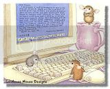 Email House Mouse
